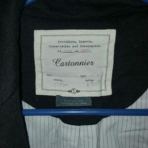 Cartonnier blazer